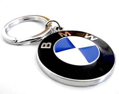 Confident Bmw Full Metal Key Chain(Multicolor)  available at flipkart for Rs.174