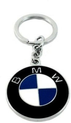 Parrk BMW Logo Metal f34 Key Chain(Multicolor)  available at flipkart for Rs.175