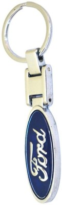 Ezone Best Ford IMPORTED Key Chain(Blue)