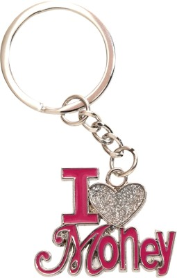 Oyedeal I Love Money KYCN1757 Key Chain(Multicolor)  available at flipkart for Rs.165