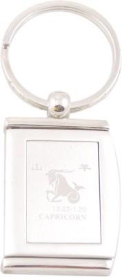 Forty Creek Capricorn Key Chain(Silver)