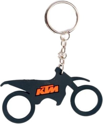 Confident Top Speed Riders Ktm Bike Key Chain(Multicolor)  available at flipkart for Rs.126