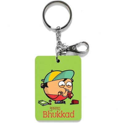 Little India CGI146 Locking Key Chain(Green)  available at flipkart for Rs.199