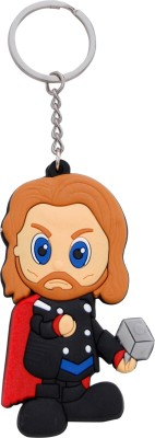 Dealfinity Cartoon with hammer Key Chain(Multicolor)  available at flipkart for Rs.145