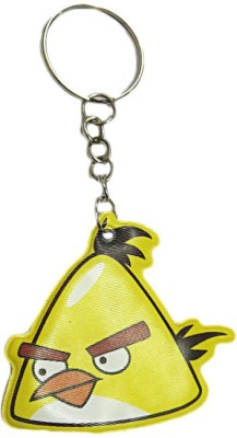 DCS Fancy Angry Bird Locking Key Chain(Yellow)  available at flipkart for Rs.115