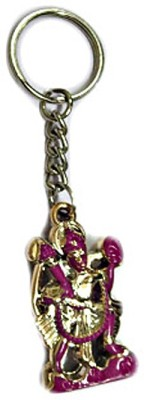 DCS Hanuman Key Chain(Pink) Locking Key Chain(Multicolor)  available at flipkart for Rs.115