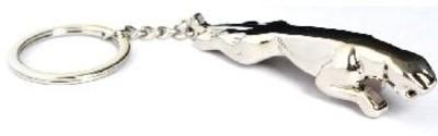 Parrk Jaguar Key Chain(Silver)  available at flipkart for Rs.125