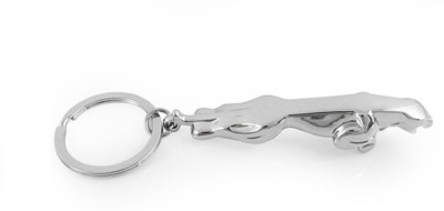 Oyedeal Jaguar Metallic Key Chain(Silver)  available at flipkart for Rs.115