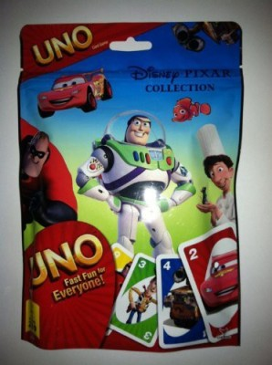 Disney Pixar Collection Uno(Multicolor)  available at flipkart for Rs.2345