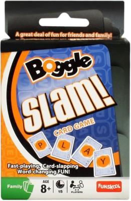 Funskool Boggle Slam Card Game