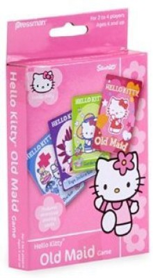 Hello Kitty Old Maid(Pink)