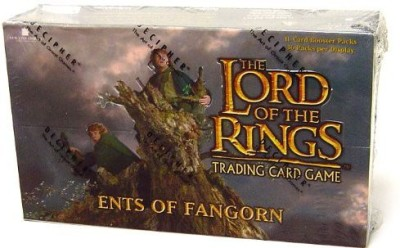 The Lord Of The Rings Ents Of Fangorn Booster Box(Multicolor)