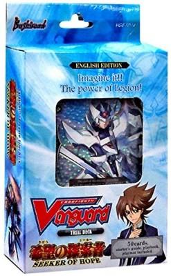 Bushiroad Deck Holder Collection Vol.77 Cardfight Vanguard Slash of Silver Wolf