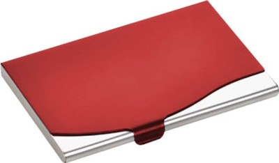 Dizionario 10 Card Holder(Set of 1, Red)  available at flipkart for Rs.249