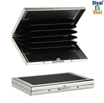 https://rukminim1.flixcart.com/image/400/400/card-holder/e/w/6/stealodeal-card-holder-black-metal-piece-leather-original-imaekjztj3vtrghh.jpeg?q=90