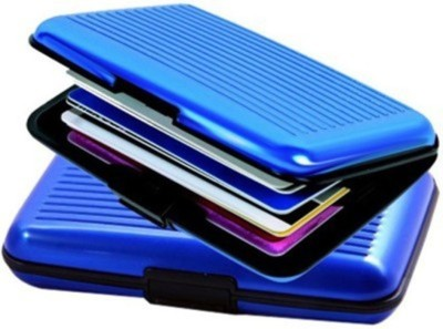 Capstone 6 Card Holder(Set of 2, Blue)
