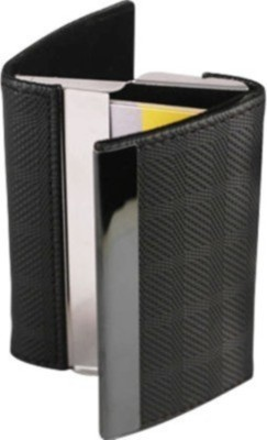 Capstone 15 Card Holder(Set of 1, Black)