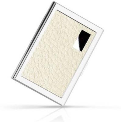 Capstone 6 Card Holder(Set of 1, White)