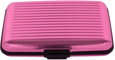 Dizionario 6 Card Holder(Set of 1, Pink)  available at flipkart for Rs.249