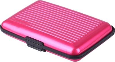 MSZ Pink 6 Card Holder(Set of 1, Pink)  available at flipkart for Rs.159