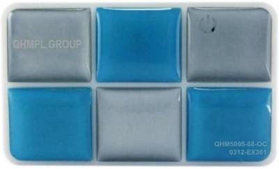 Quantum QHM5095 Card Reader(Silver, Blue)