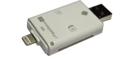 Smart Power if-02 Card Reader(White) at flipkart