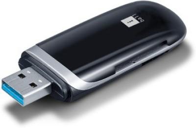 Iball CR-321 - 24 Card Reader(Black)