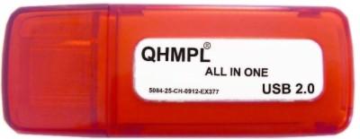 Quantum QHM 5084 Card Reader Red Quantum Computer Peripherals