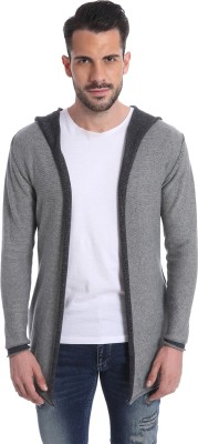 Jack & Jones Men's No Closure Cardigan at flipkart