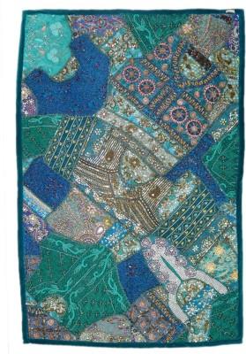 Reme Multicolor Velvet Carpet(40 cm  X 60 cm) at flipkart