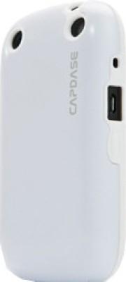 Capdase Back Cover for BlackBerry 9220 / 9320(Solid Black)