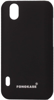 Fonokase Back Cover for LG P500 (Black)