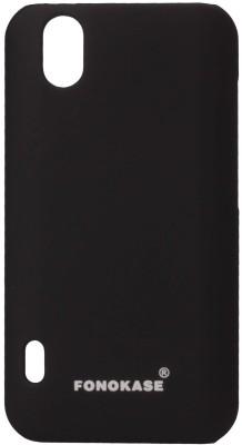Fonokase Back Cover for LG P920 (Black)