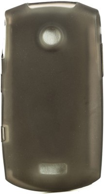 Mystry Box Back Cover for Samsung Monte S5620 Grey, Rubber