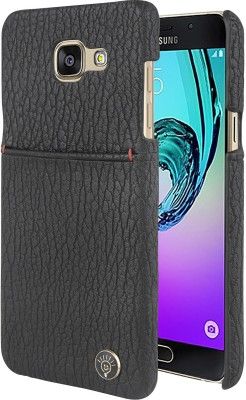 Parallel Universe Back Cover for Samsung Galaxy A5 2016 Edition(Black, Artificial Leather)