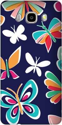 Zapcase Back Cover for Samsung Galaxy J5 - 6 (New 2016 Edition)(Multicolor, Plastic) Flipkart