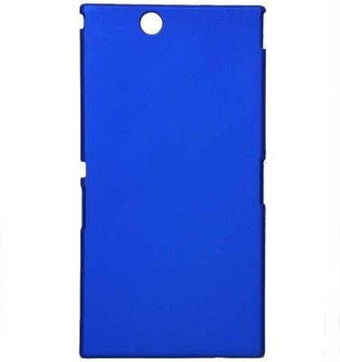 Spicesun Back Cover for Sony Xperia Z Ultra C6802(Blue, Plastic)