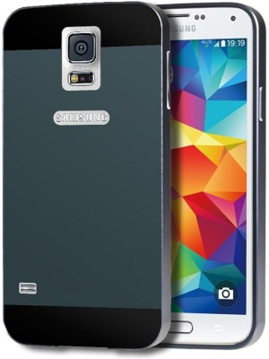 Kapa Back Cover for SAMSUNG Galaxy S5(Black, Grey, Metal, Plastic) Flipkart