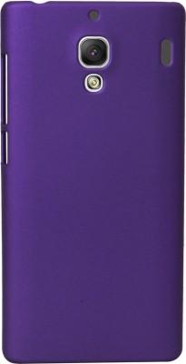 Coverage Back Cover for Mi Redmi 1S Purple
