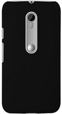 ZEDAK Back Cover for Motorola Moto G  3rd Generation  Black