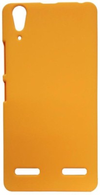 GadgetM Back Cover for Lenovo A6010 Yellow