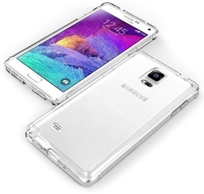 Top Grade Back Cover for SAMSUNG Galaxy Note 4 Transparent