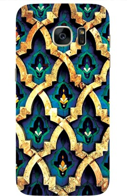 My Bestow Back Cover for SAMSUNG Galaxy S7 Edge Multicolor