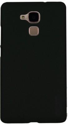 ZEDAK Back Cover for Huawei Honor 5C(Black, Rubber)