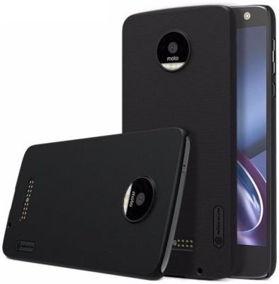Nillkin Back Cover for Motorola Moto Z Black Nillkin Plain Cases   Covers