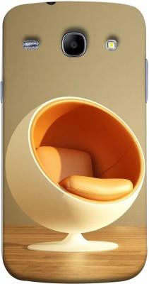 PrintVisa Back Cover for Samsung Galaxy Core I8260, Samsung Galaxy Core Duos I8262(White)