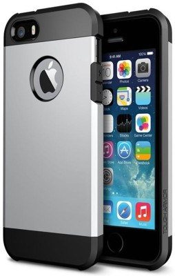 Yofashions Back Cover for Apple iPhone 6s Silver