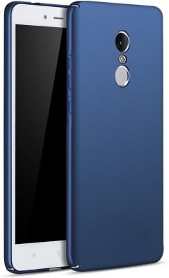 Wow Imagine Back Cover for Mi Redmi Note 4 Blue