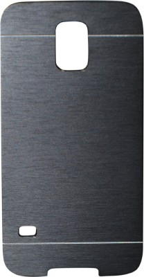 Nosson Back Cover for SAMSUNG Galaxy S5(Black, Metal)