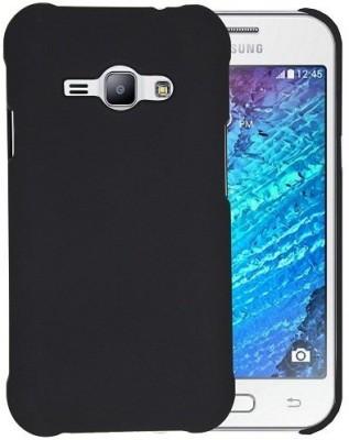 SVENMAR Back Cover for SAMSUNG Galaxy J1 Ace(Black)